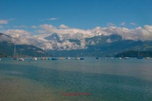 Aare Fahrradtour, Thuner See