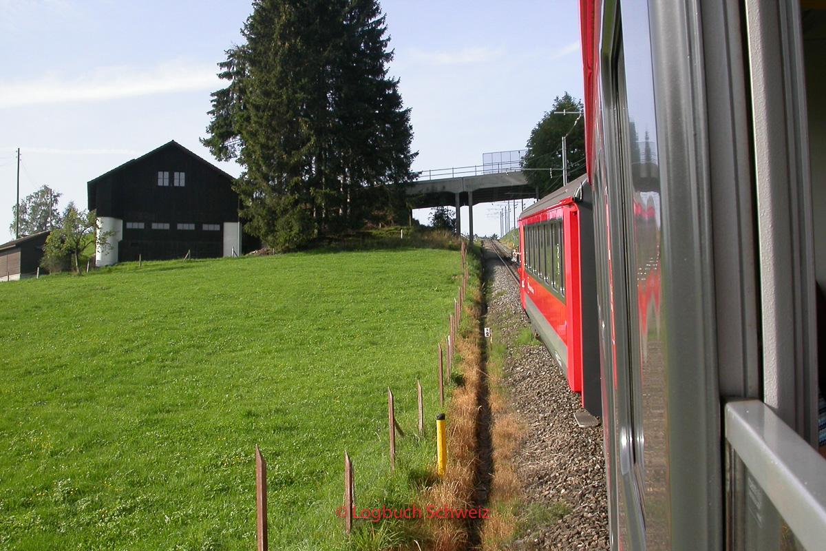 Appenzeller Bahnen Altstätten-Gais