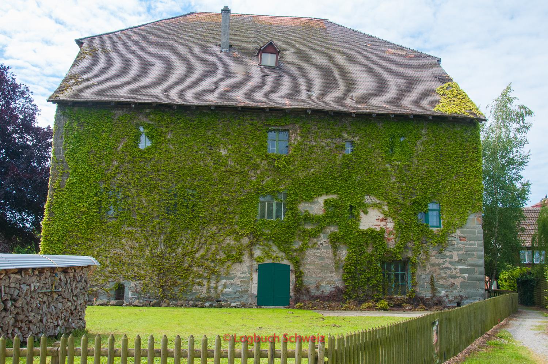 Historischer Speicher in Steinach
