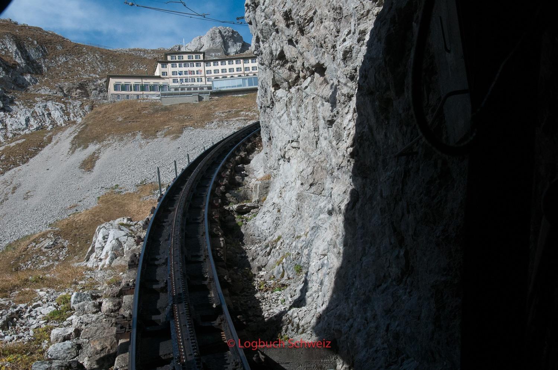 Pilatus, Pilatusbahn