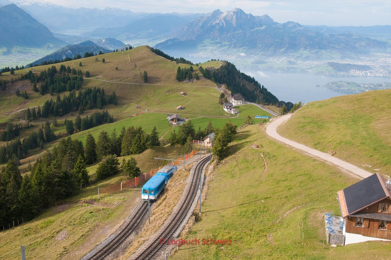 Rigi - Königin der Berge, Arth-Goldau Bahn
