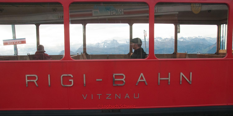 Rigi - Königin der Berge, Vitznau Bahn