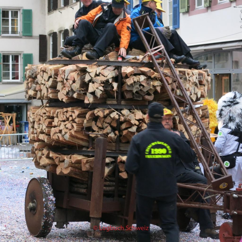 Chienbäse in Liestal