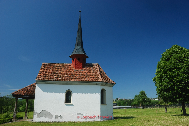 Seetal mit dem Fahrrad, St. Anna Kapelle