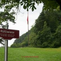 Vierwaldstätter See mit dem Fahrrad, Rütliwiese