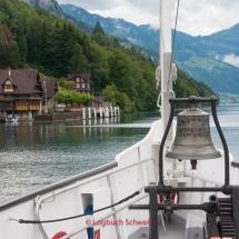 Vierwaldstätter See, Treib , Schifffahrt