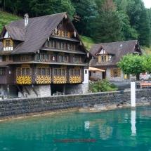 Vierwaldstätter See, Treib , mit dem Fahrrad