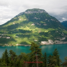 Vierwaldstätter See, Seelisberg , mit dem Fahrrad