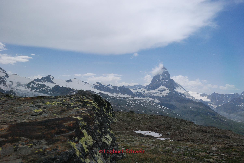 Gornergrat Zermatt Matterhorn