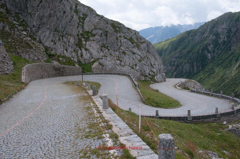 Gotthardpass - Tremola