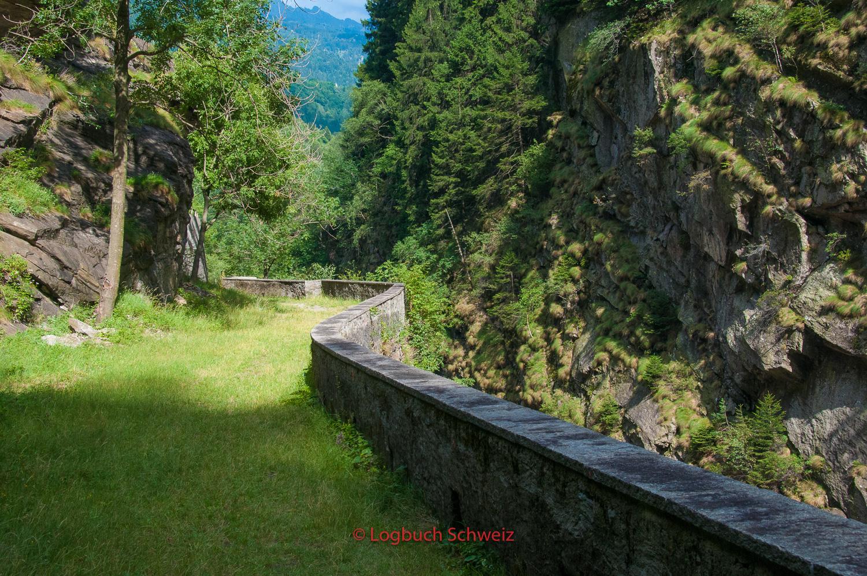 Gotthardpass - Monte Piottino