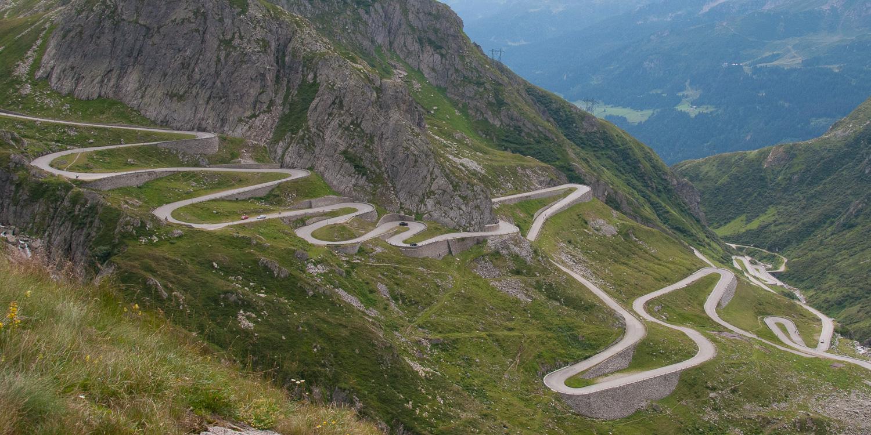 Gotthard Alpenüberquerung