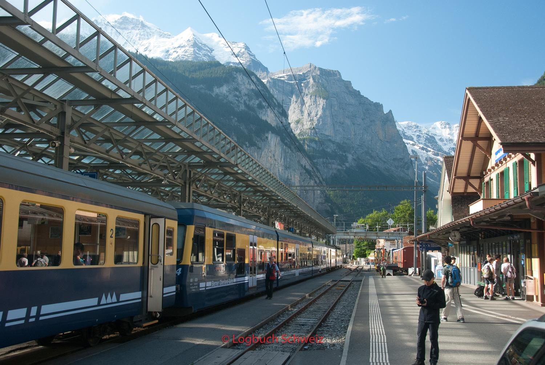Jungfraujoch, Berner Oberland Bahn