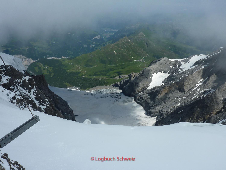 Wetter Jungfraujoch