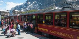 Jungfraujoch Jungfraubahn