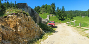 Fahrradtour Jura Süd