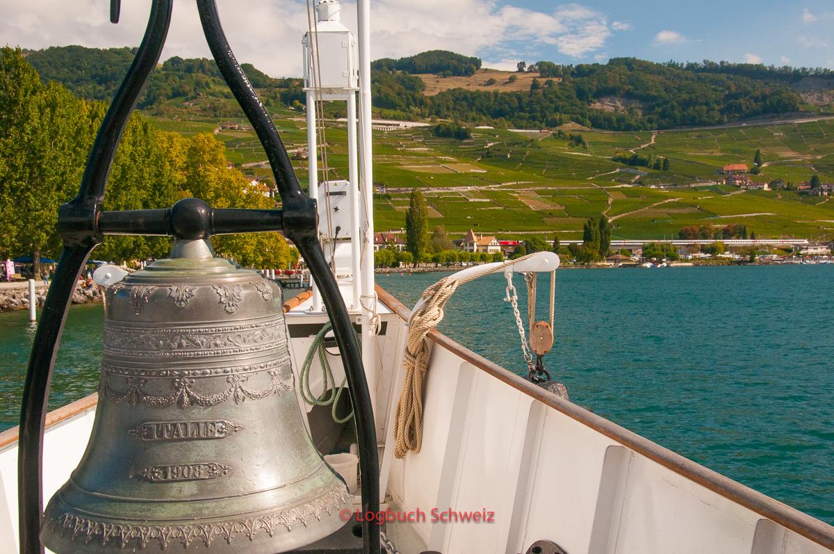 Lavaux, Genfer See Schifffahrt CGN
