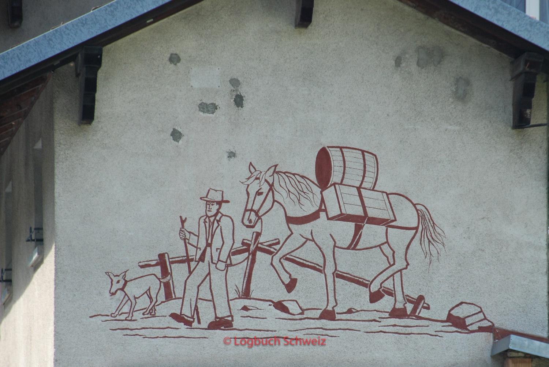Lukmanier Pass mit dem Fahrrad