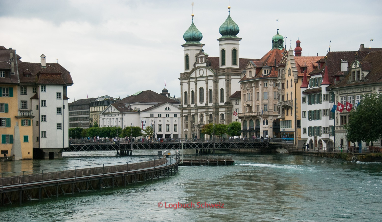 Luzern, Altstadt