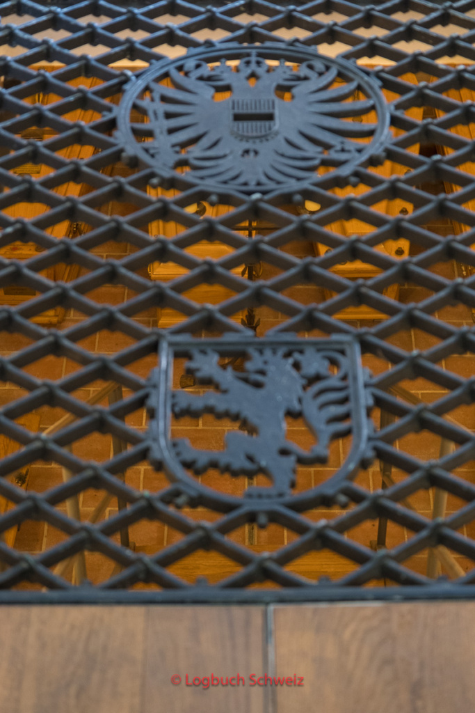 Die Lorettokapelle in Muri ist die Grablege der Habsburger
