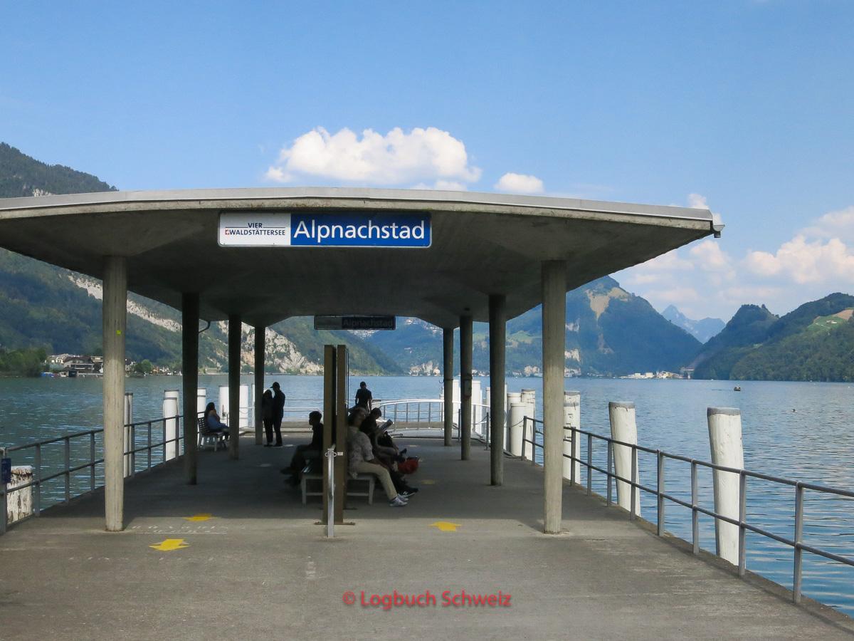 Vierwaldstätter See, Alpnacher See