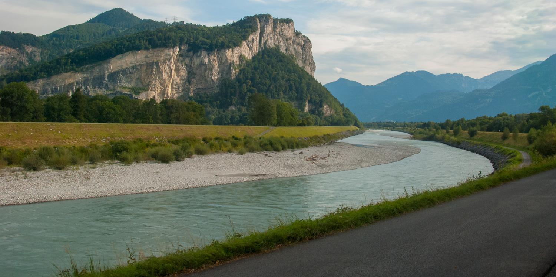 Rhein Fahrradtour