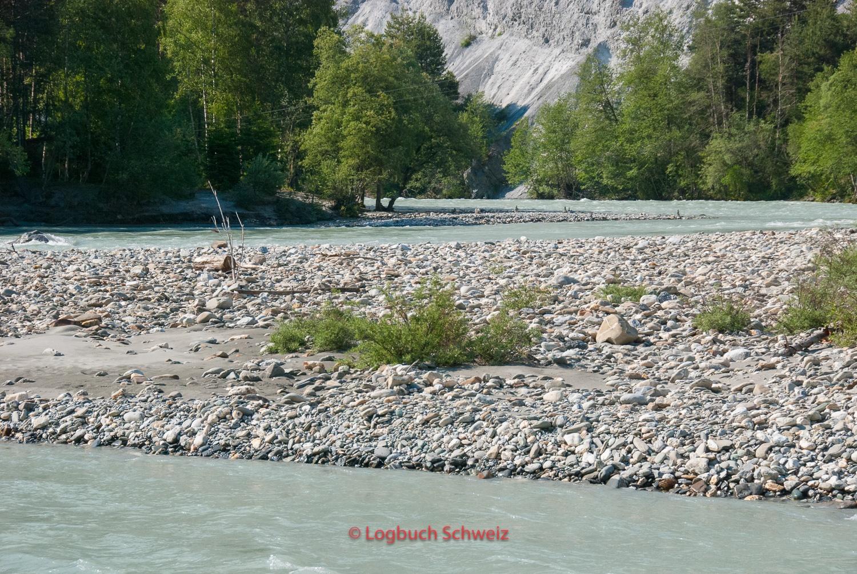 Rheinschlucht – Ruinaulta