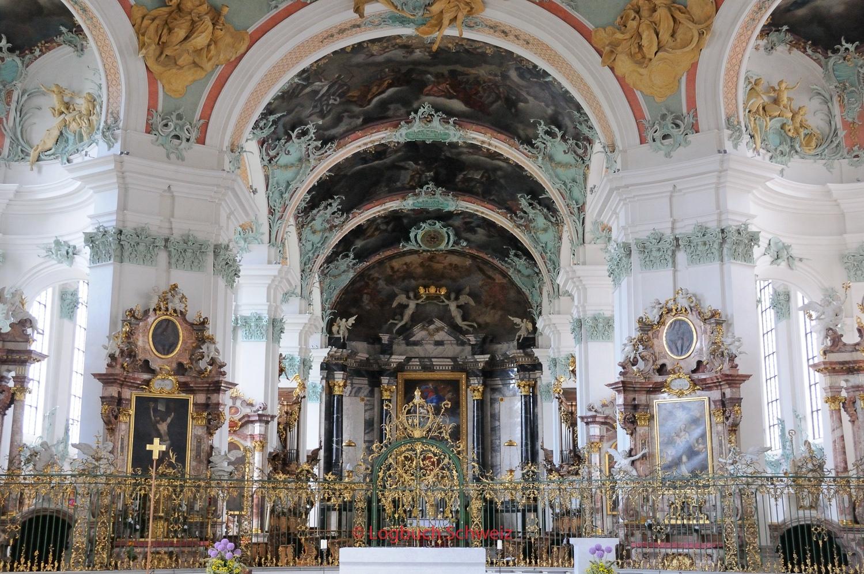 St. Gallen, Stiftskirche