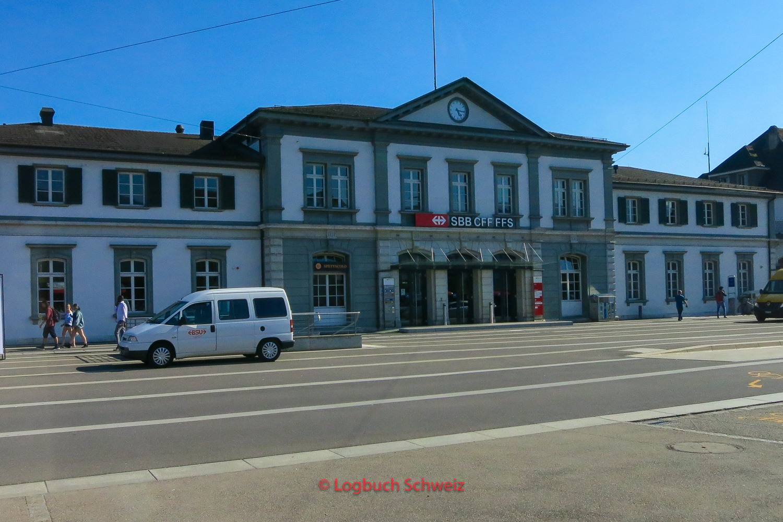 Bahnhof Solothurn