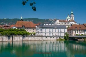 Solothurn - die Ursenkathedrale