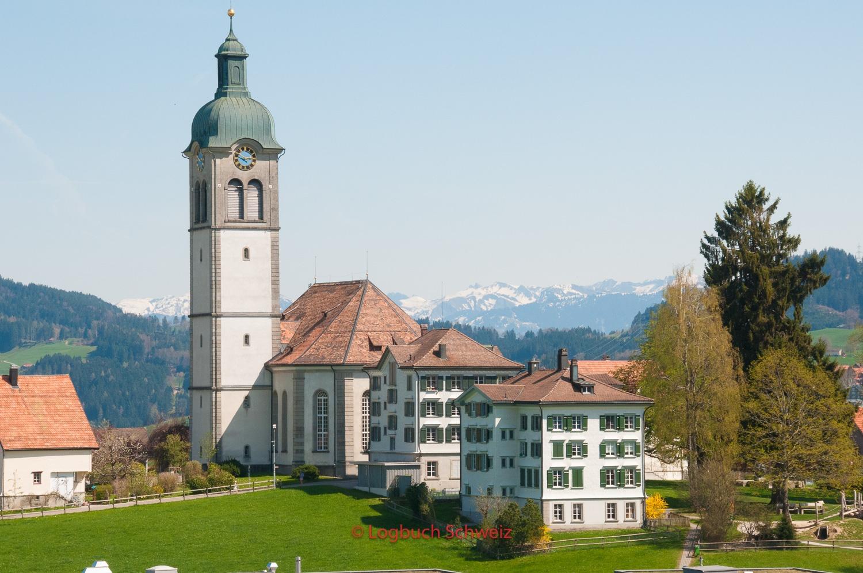 Appenzeller Bahn St. Gallen - Trogen, mit dem Fahrrad, Speicher
