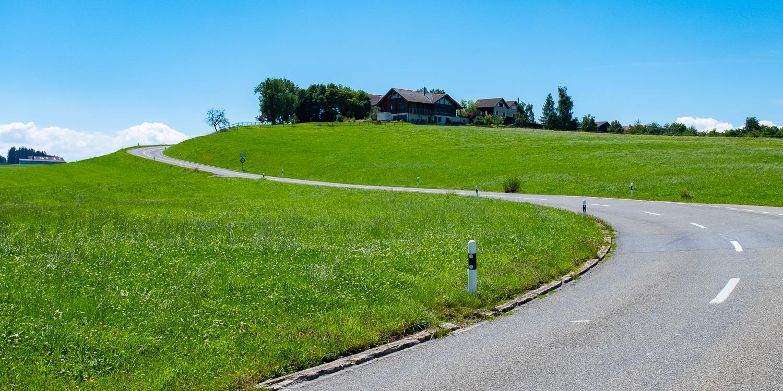 Nollen und Fürstenland - voralpine Aussichtspunkte
