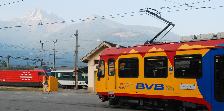 Kanton Waadt, Eisenbahn