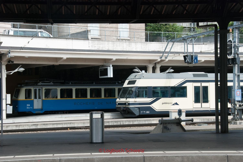 Montreux - Rochers-de-Naye Bahn, Waadt