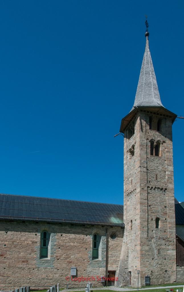 Zillis, St. Martin, romanische Bilderdecke