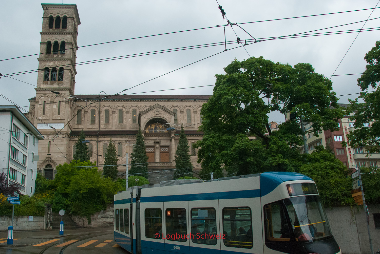 Zürich, Liebfrauenkirche