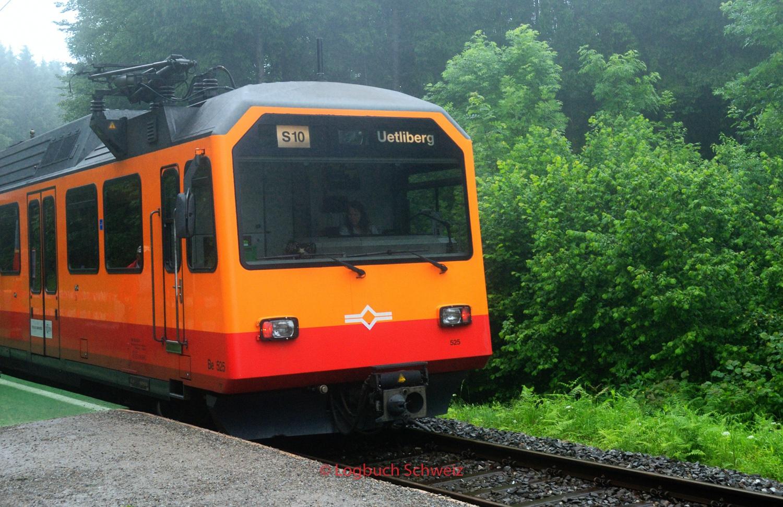 Zürich Bergbahn, Uetlibergbahn