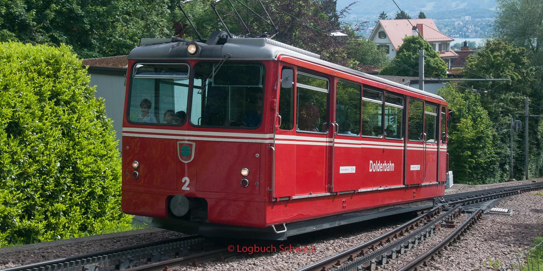 Zürich Bergbahn, Dolderbahn